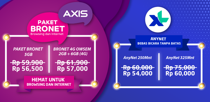Alfacart - Promo Axis