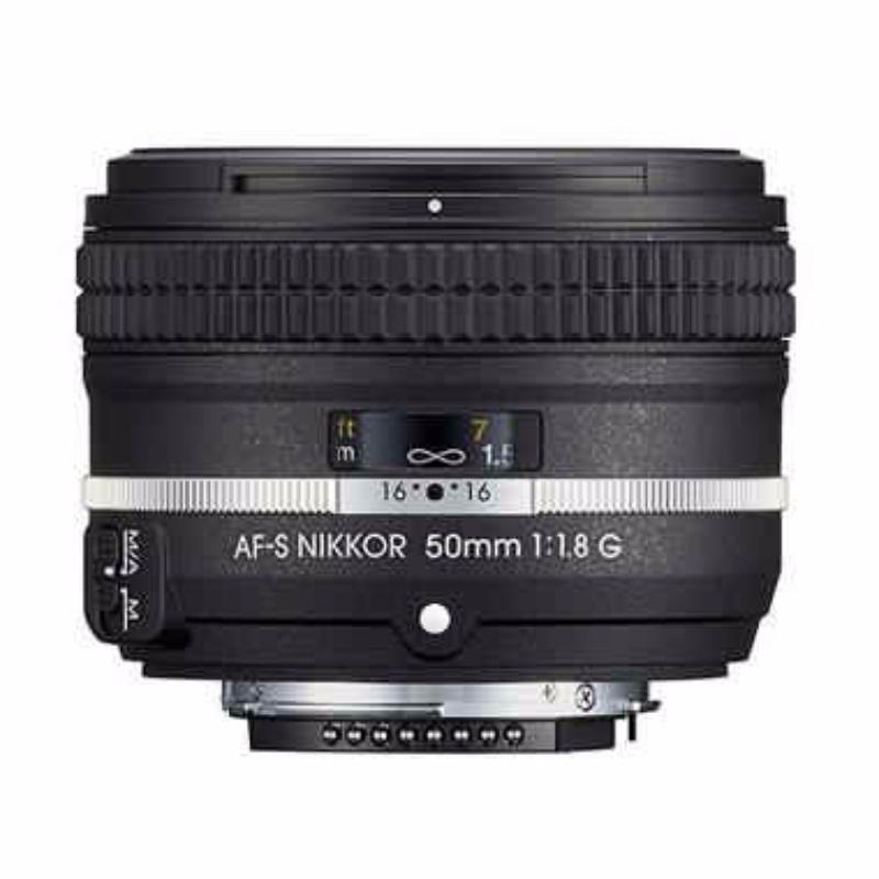 nikon af-s 50mm f1.8g lensa kamera