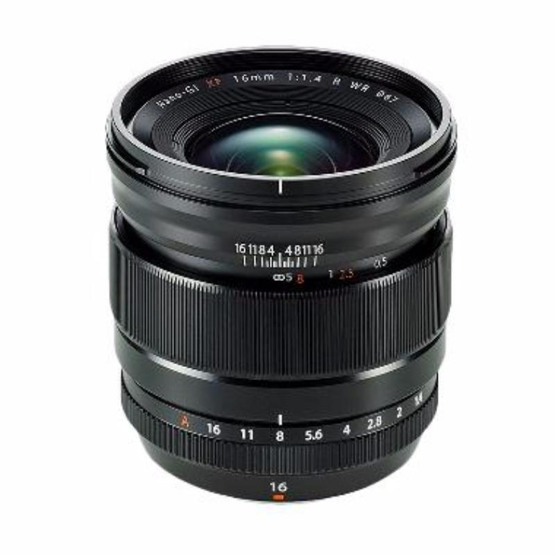 fujifilm xf 16mm f1.4r wr lensa kamera