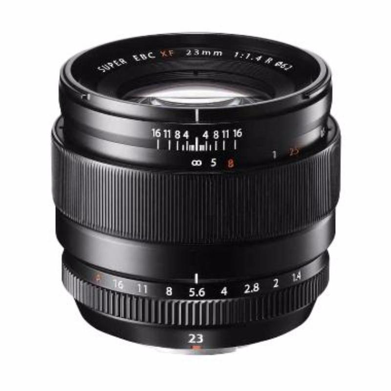 fujifilm xf 23mm f1.4 r lensa kamera