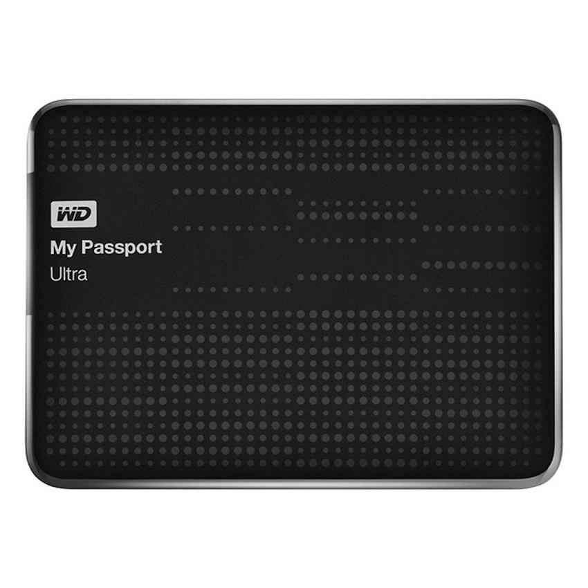 WD Passport Ultra 500GB USB 3.0