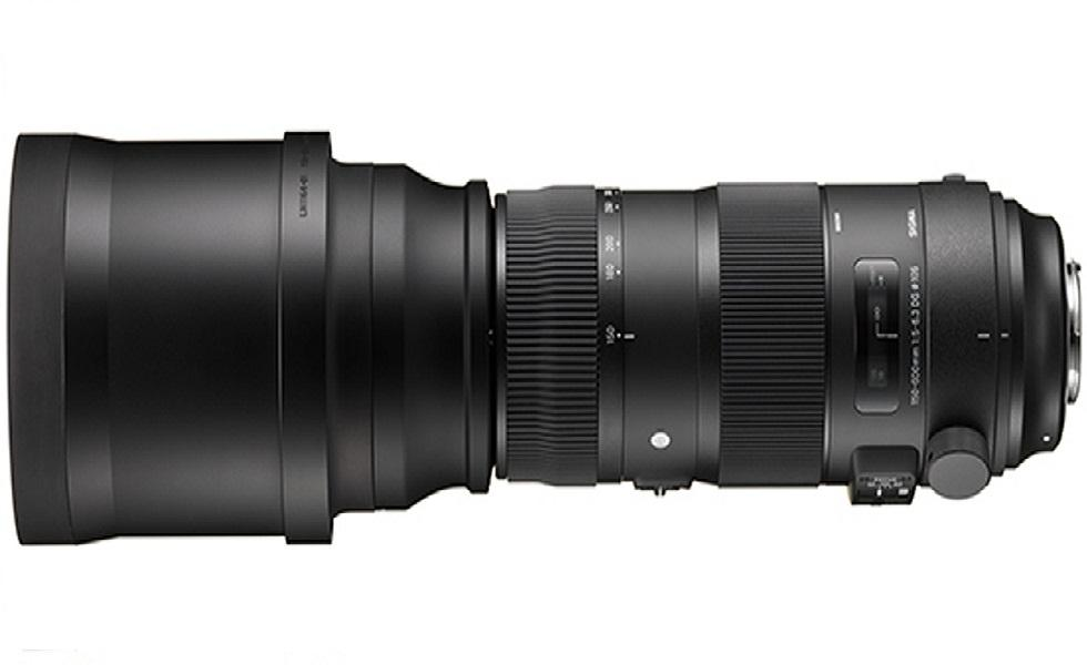 SIGMA 150-600mm f/5-6.3 DG OS HSM for Canon