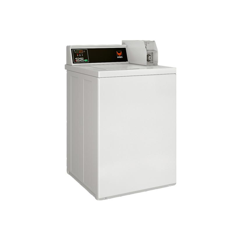 ipso mesin cuci coin top loading nwn kap. 10,5 kg- putih