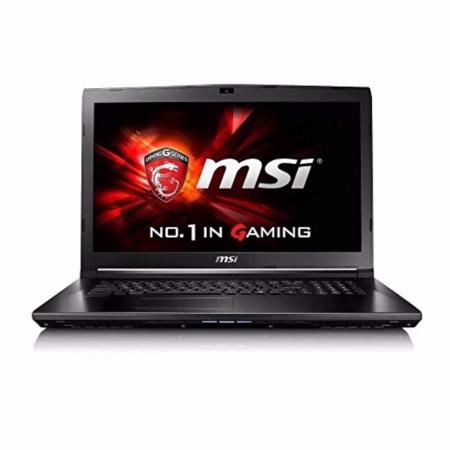 MSI GP62 7RD I7 7700HQ