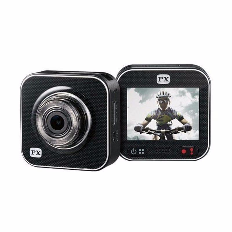 px action camera x5s black
