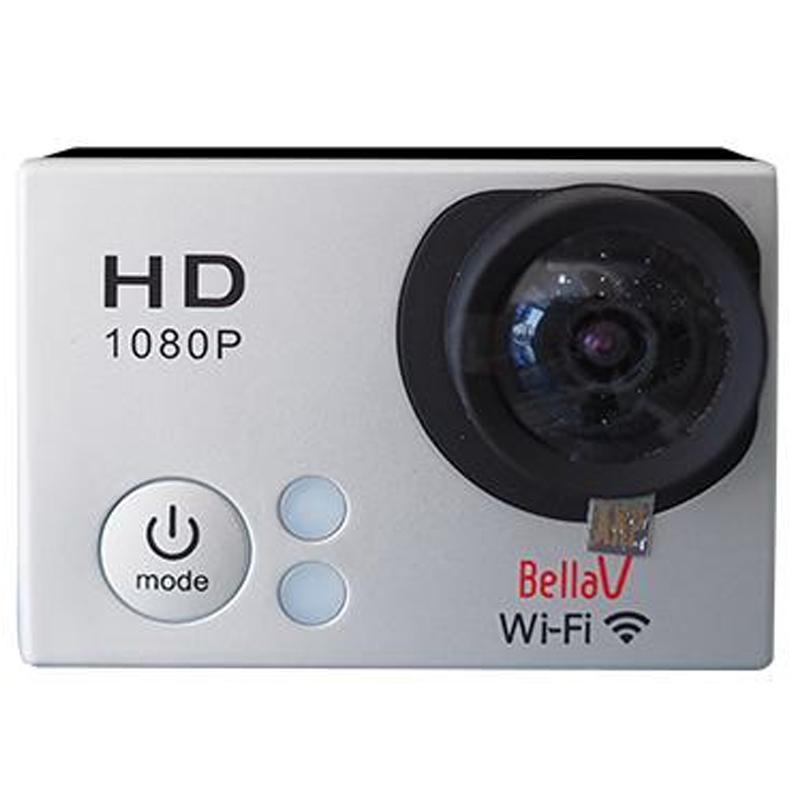Bella Vision BV-W8ED Action Camera