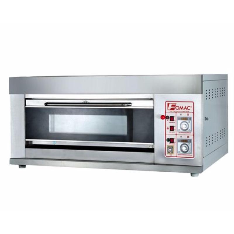 fomac oven roti arf20h - silver