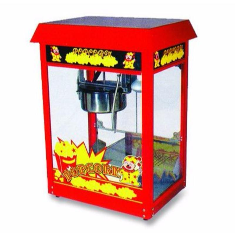 fomac mesin popcorn pop6ar - merah