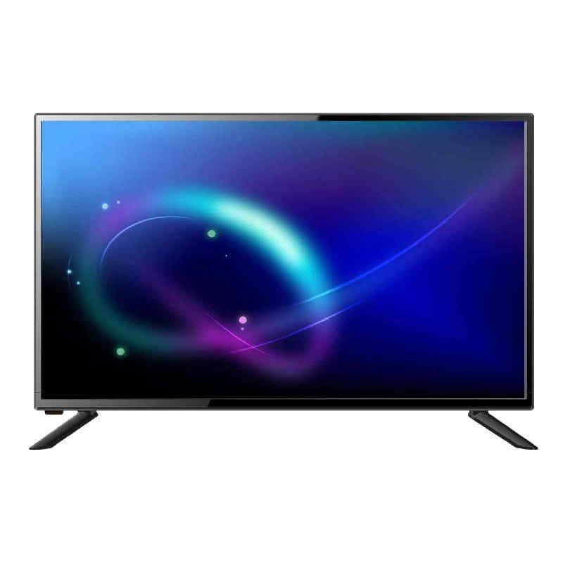 ikedo led tv 24inch - hitam