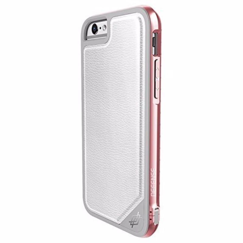 x-doria iphone 6s 6 defense lux rose gold