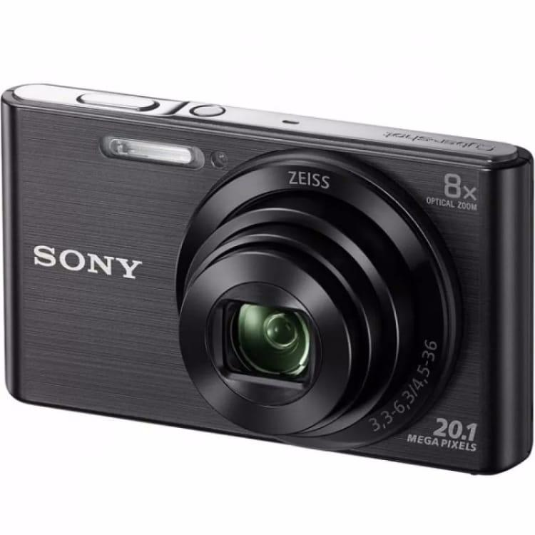sony dsc w830 - black - gratis tas &amp memory card 16 gb