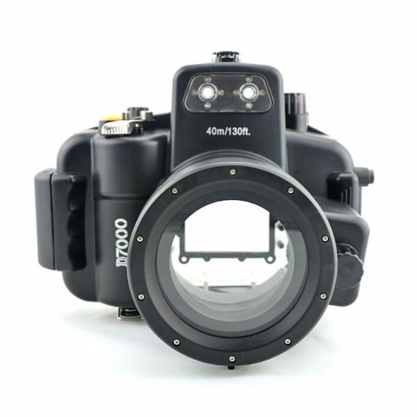 Meikon Waterproof Camera Case for Nikon D7000