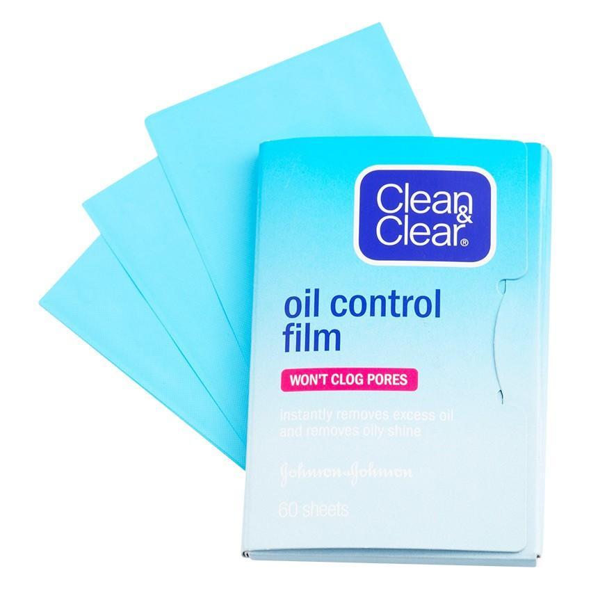 Beli Clean Clear Oil Control Film Terlaris Murah Alfacart