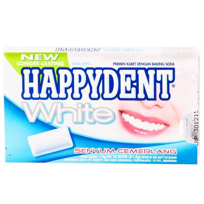 Beli Happydent White Permen Pemutih Gigi Terbaik Alfacart