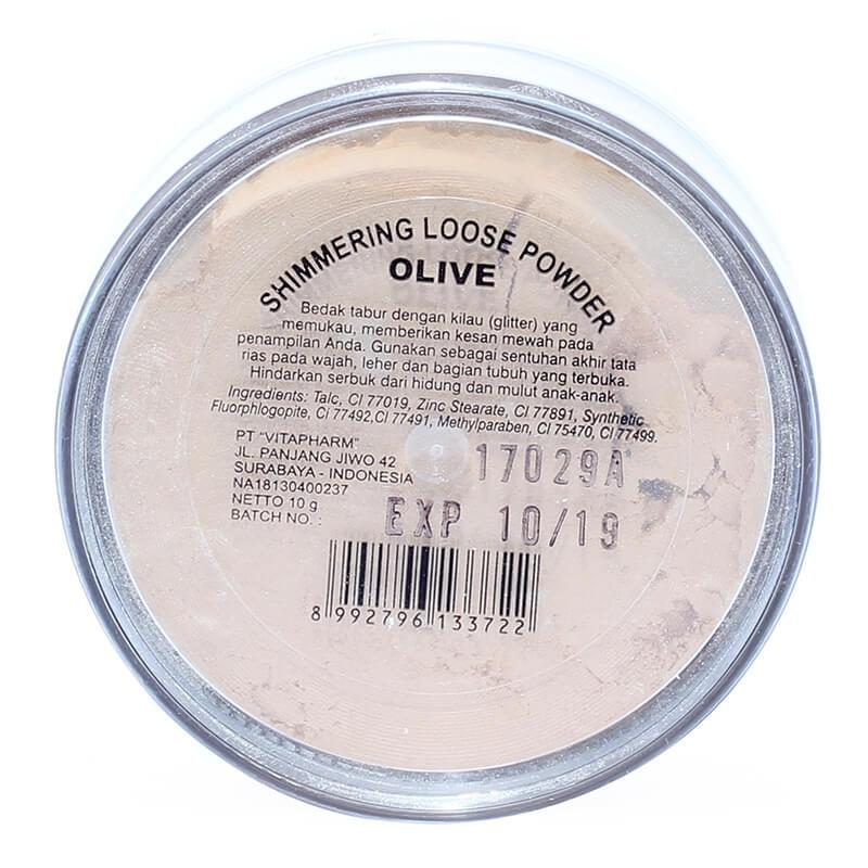 (0 Review). Viva Queen Shimmering Loose Powder ...