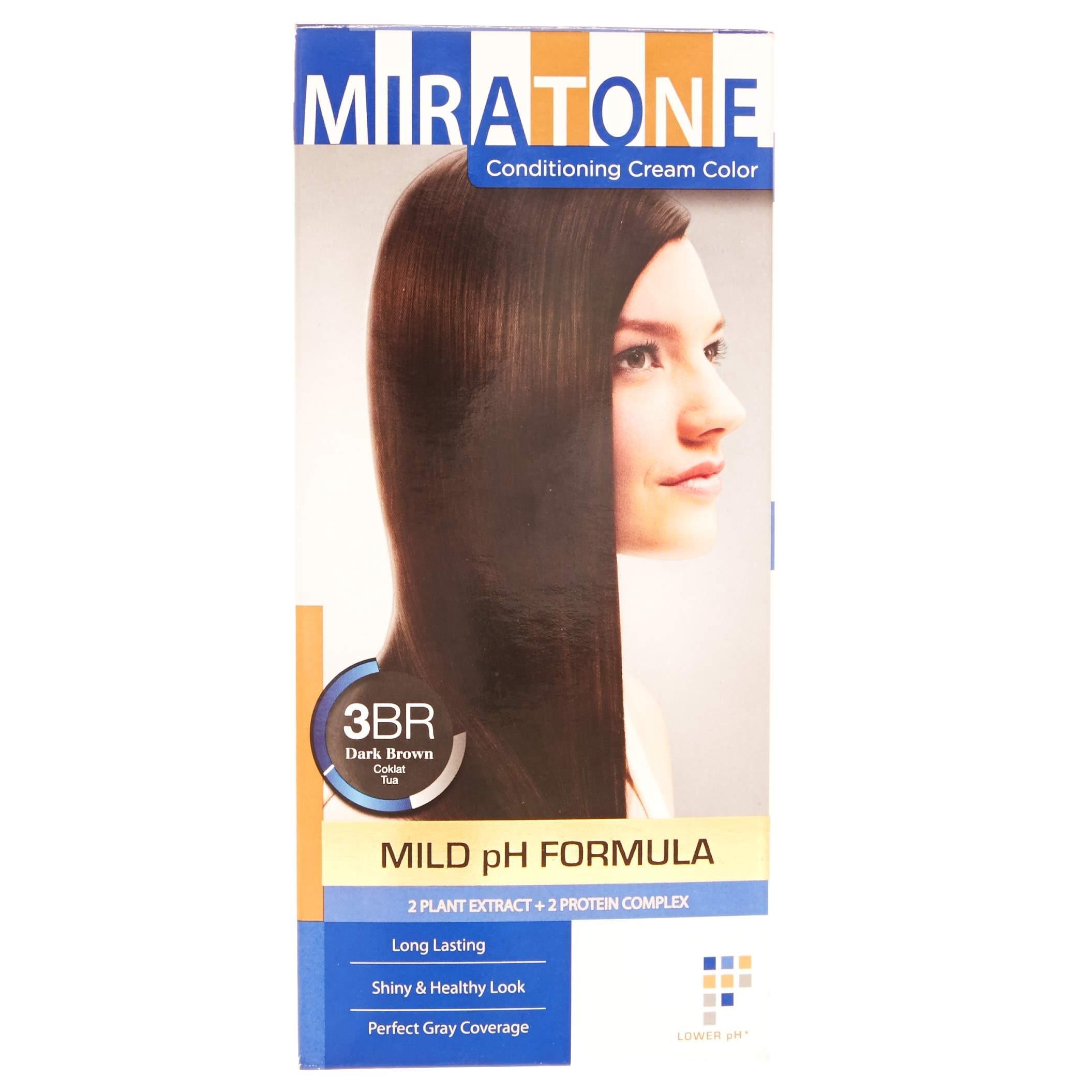 Beli Pewarna Rambut Miratone H. Color 3Br D. Brown Termurah e118332a06