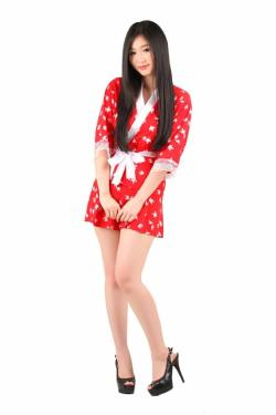 Ruby Lxl 825 Beautifull Cute Flower Halterneck Lingerie Dress Source · Ruby 707 y Lingerie Kimono