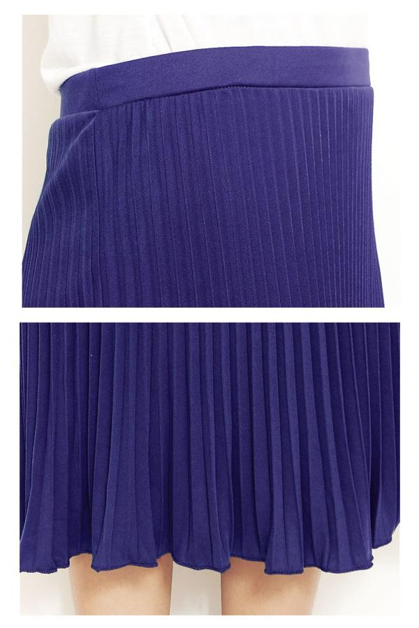 ... Pleated Long Skirts - Rok Panjang Lipit Fit to XL -Yellow. Source · (0 Review). JO & NIC Rok Lipit Midi Blue
