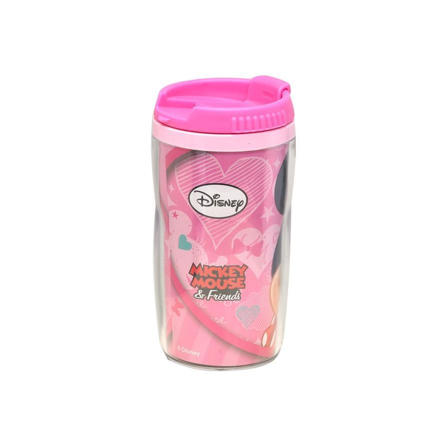 6c867a4ab2e Disney Minnie Mouse Drink Bottle 530 Ml Merah Muda - Daftar Harga ...