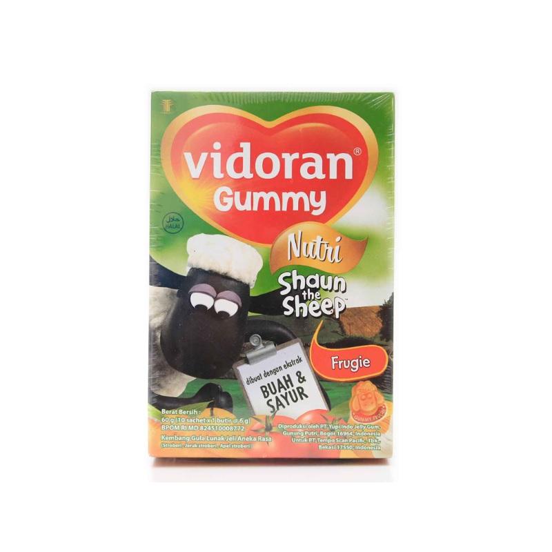 VIDORAN Gummy Frugie 60g