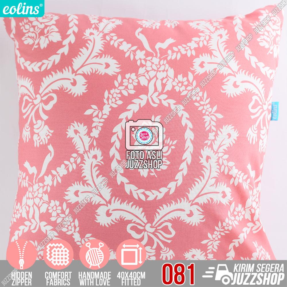 (1 Review). EOLINS Bantal Sofa + Cover 40x40cm Motif BATIK JSPS081